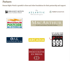 Exposing the International Arbiters  HRWsponsors1